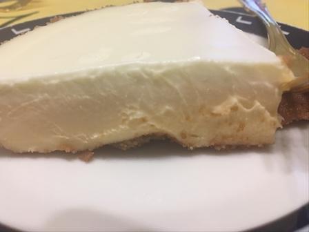 ハウスオブフレーバーズのチーズケーキ